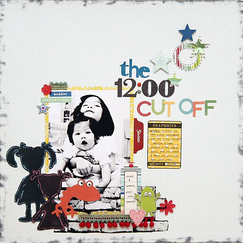 The 1200 Cut-off (mf)