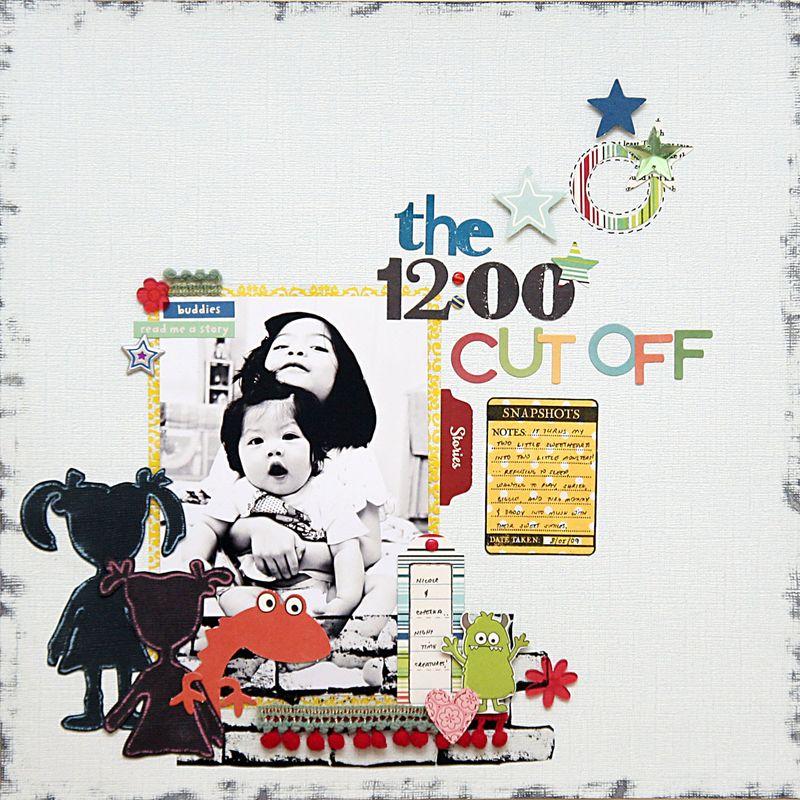 The 1200 Cut-off (mf)