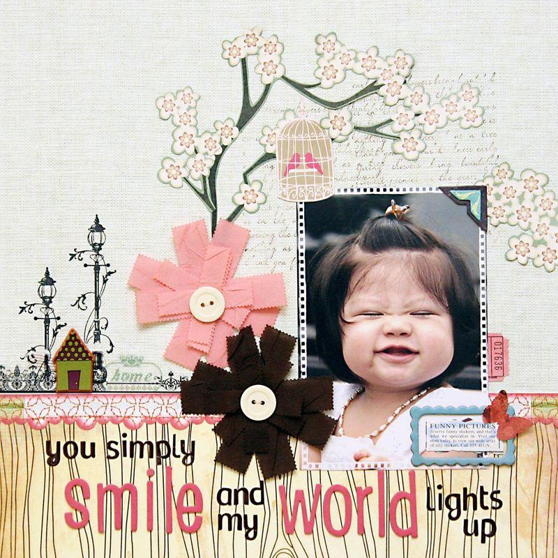 You Simply Smile (mf)