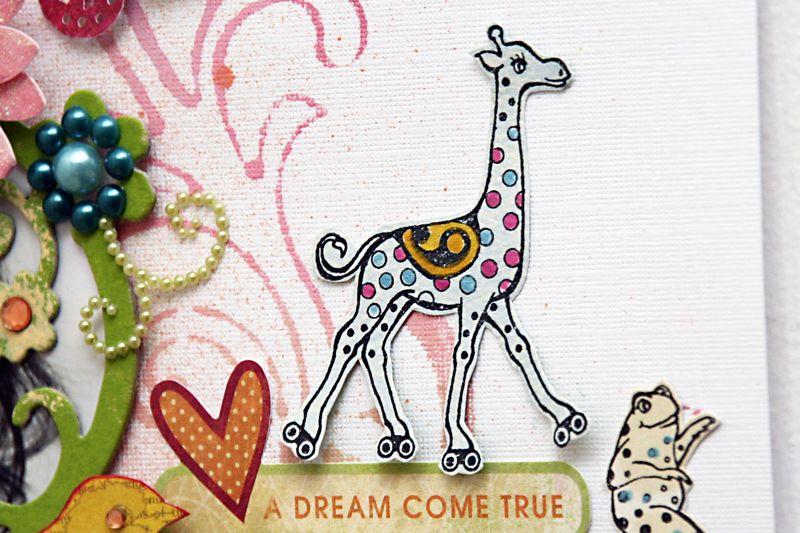 A Dream Come True (LOC stamps) d2
