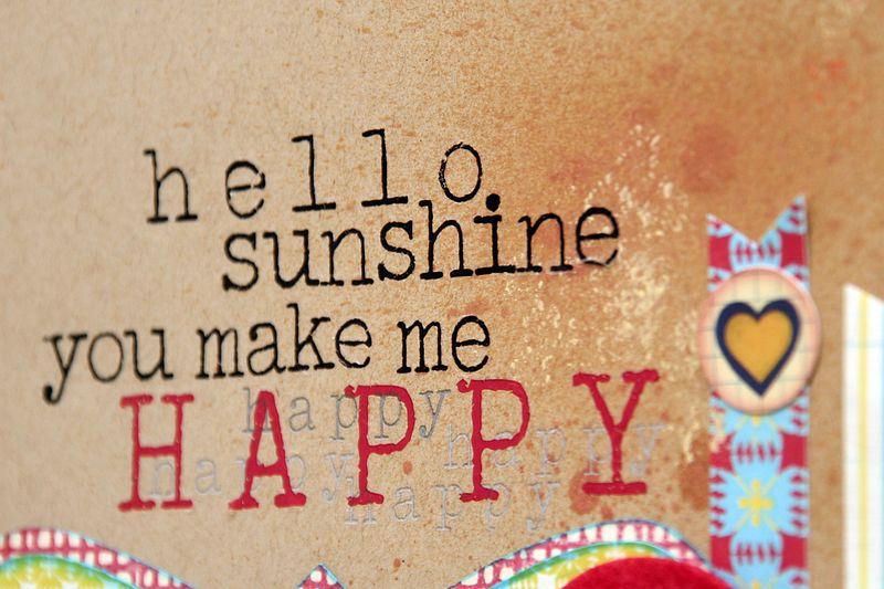 Hello Sunshine d3