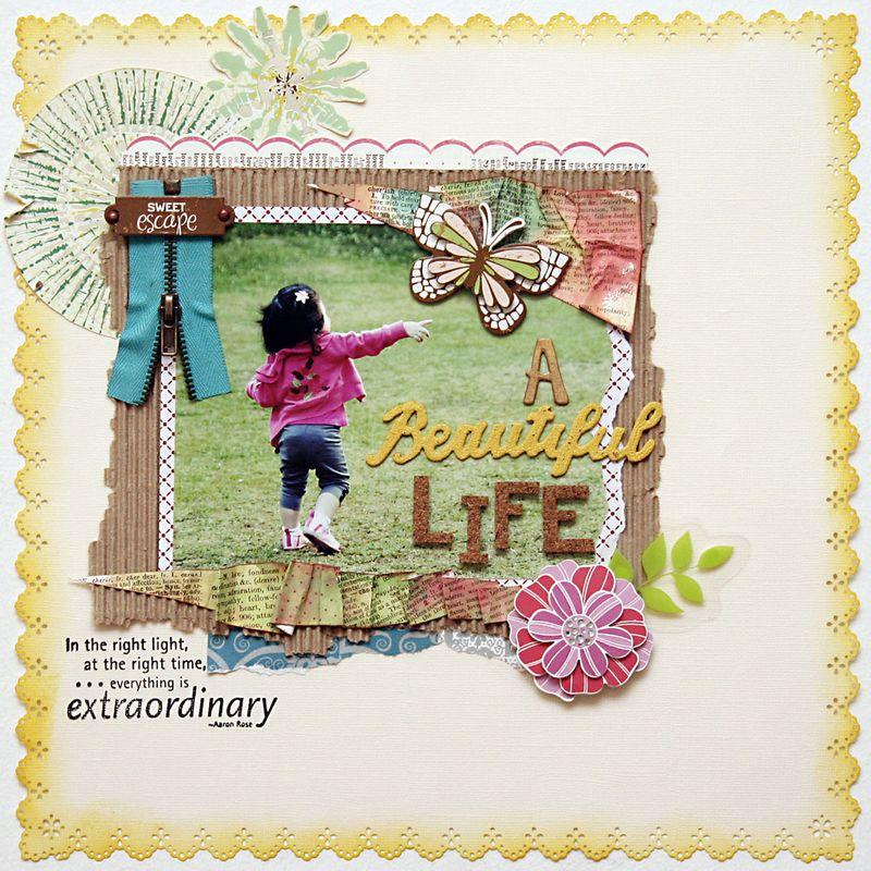 A Beautiful Life mf