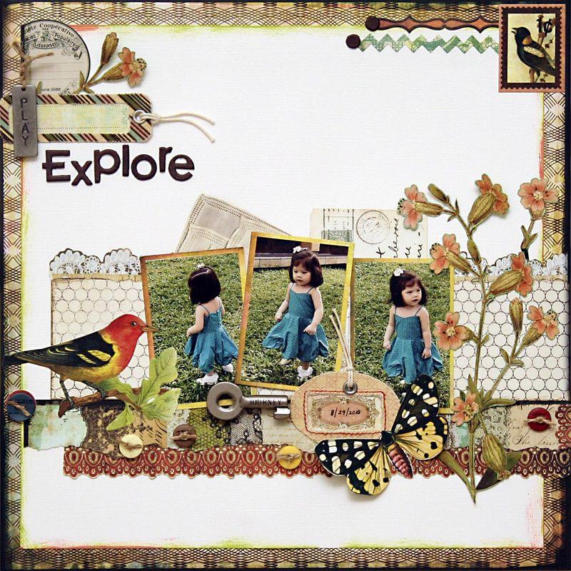 Explore, Journey (mf)