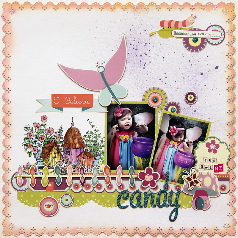 Candy mf
