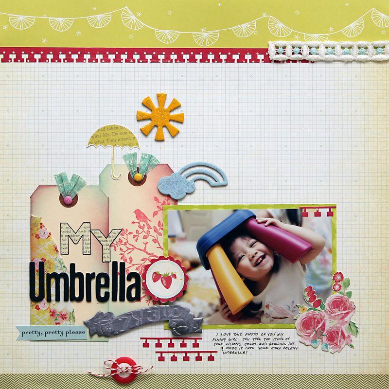 My Umbrella mf
