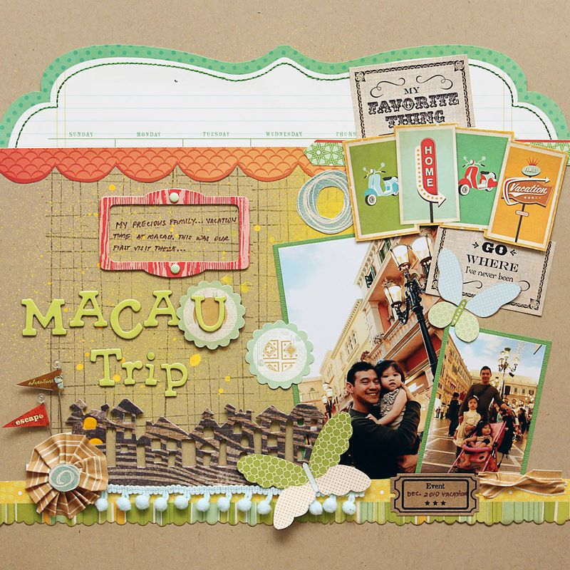 Macau Trip mf