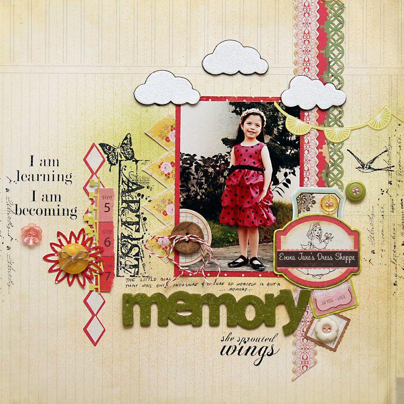 Memory mf