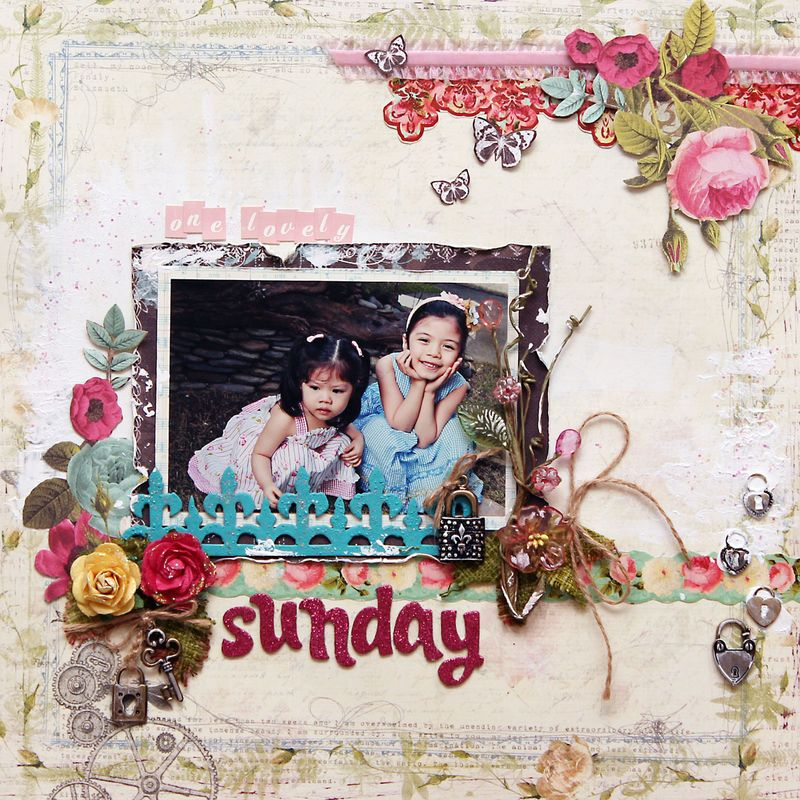 One Lovely Sunday mf