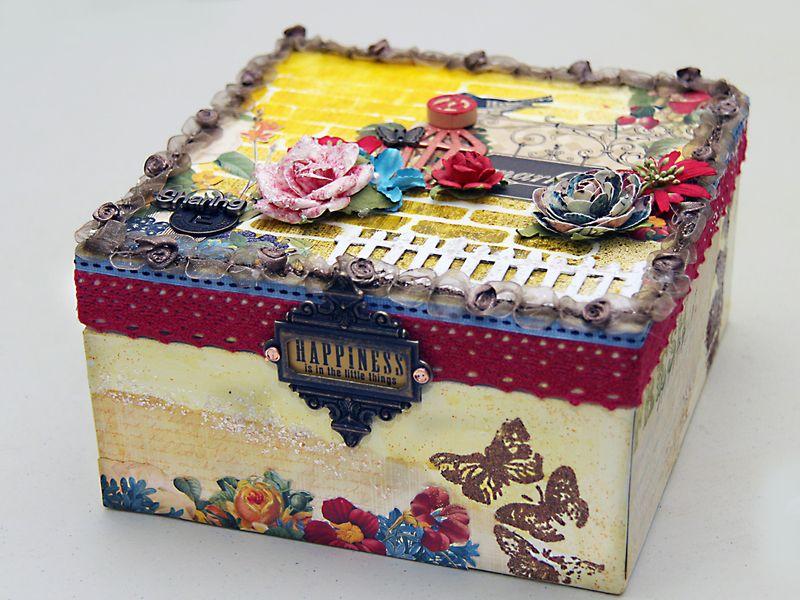 Isabel's Box