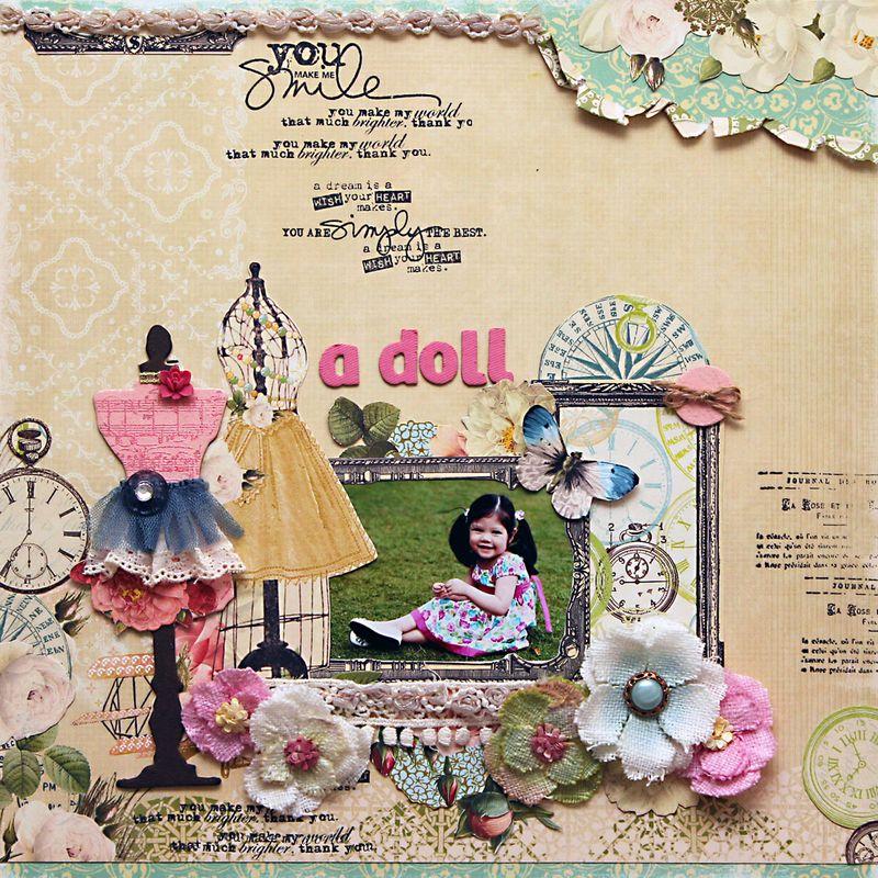 A Doll mf