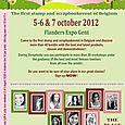 Belgium October 5 to 7, 2012