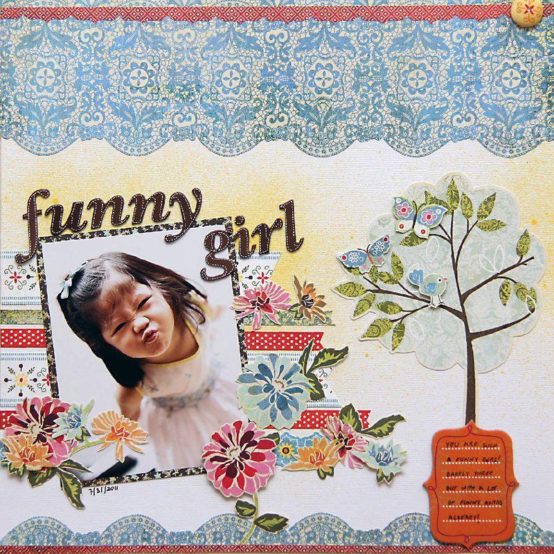 Funny Girl mf