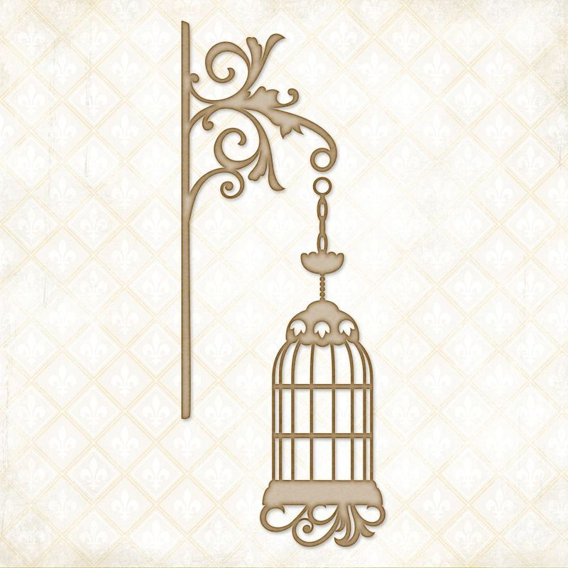 Fancy birdcage preview