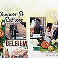 Discover And Explore (Iris Uy)