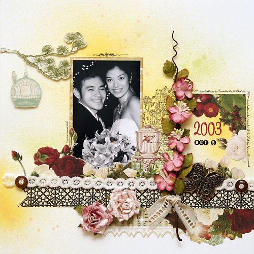 2003 Wedding