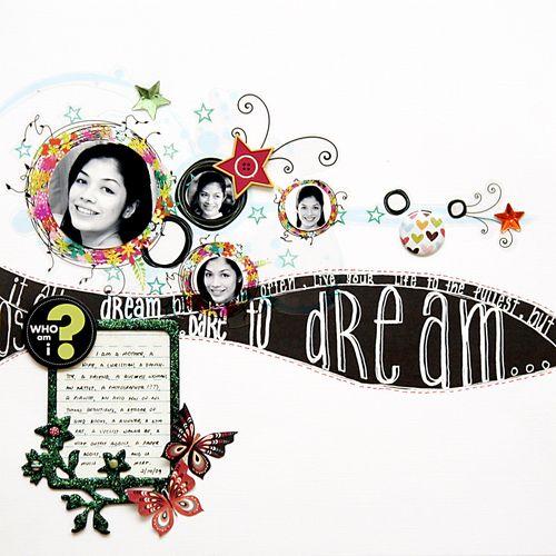 Dare To Dream(MF)