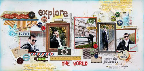 Explore The World (revised)