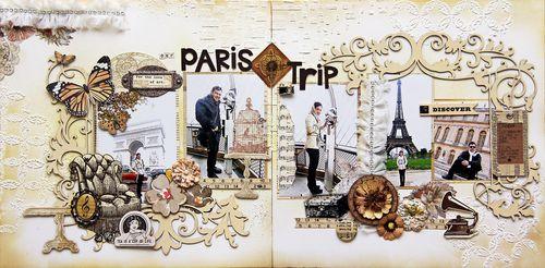 Our Paris Trip mf